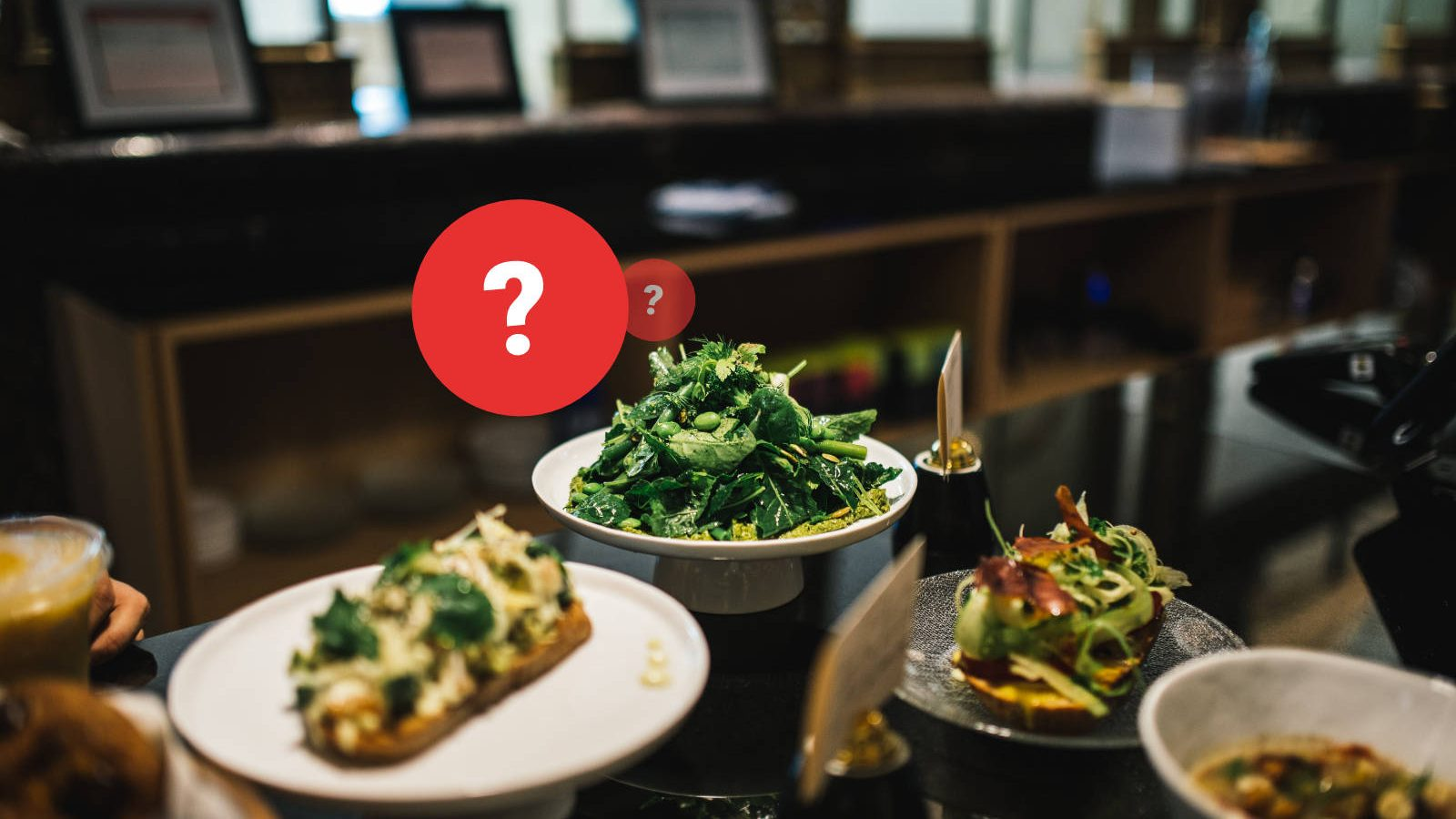 Fredag mysterium måltid